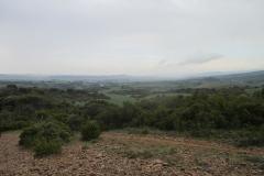 14. Descent from Alto de Perdon