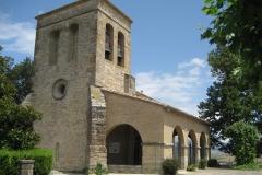 2. Iglesia de san Miguel cizur menor