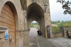 1.Puente Románico de Puente la Reina.
