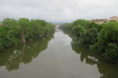 3. River Arga Puente la Reina
