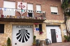 5. Albergue La Casa del Peregrino Navarette (1)